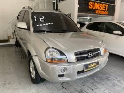 Título do anúncio: Hyundai Tucson 2012 2.0 mpfi gls 16v 143cv 2wd gasolina 4p automático