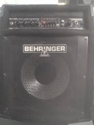 amplificador berhinger bxl450