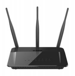 Roteador Wireless D-Link 3 Antenas