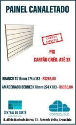 Título do anúncio: Painel Canaletado Oferta !!!