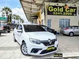 Título do anúncio: Renault Logan Zen 1.0 2022 - ( Apenas 8 Mil KM, Padrao Gold Car )