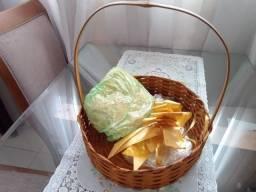Título do anúncio: kit para montagem de cesta de café da manhã