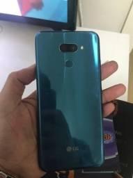 LG K12 MaX Azul