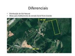 Título do anúncio: Terreno para Venda em Araquari/SC