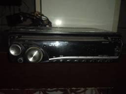Vende-se um aparelho de som JVC só pegar rádio 120,00