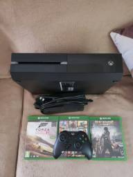 Xbox one 500GB Primeiro modelo,seminovo( usei apenas 6 meses)