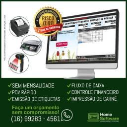 Sistema Gerencial com PDV, Controle suas Despesas, Entradas, Estoque, Caixa -Ponta Grossa