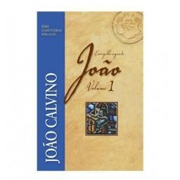 Comentário do Evangelho Segundo João - Vol 1 - João Calvino Série Comentários Bíblicos