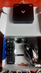 Vendo um smart tv box 4k
