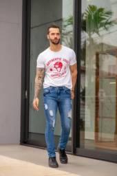 Calças masculinas katy jeans