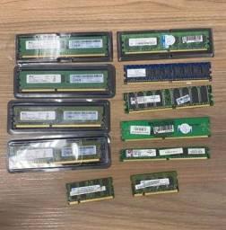 Processadores e Memórias RAM