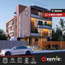 Apartamento para venda tem 130 metros quadrados com 2 quartos em Jardim Oceania - João Pes