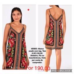 Título do anúncio: Vestidos da Farm Original