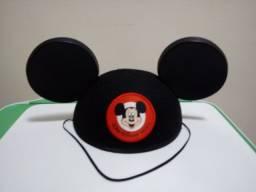 Chapéu do Mickey.