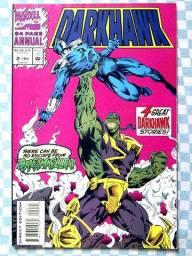 Darkhawk Annual 2 (Falcão de Aço) [Marvel | HQ Gibi Quadrinhos]