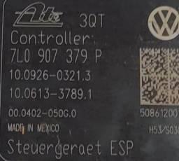 Título do anúncio: Módulo ABS Volkswagen Touareg 06/10 7L0907379P Semi