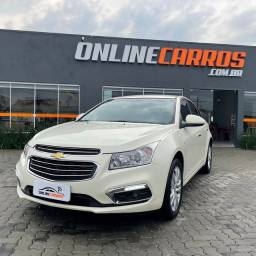 Título do anúncio: Chevrolet - Cruze LTZ 1.8 16v FLEXPOWER Aut. 2015