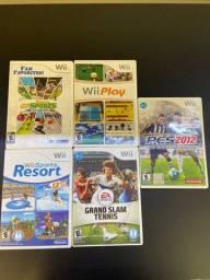 Jogos de Esportes p/ Wii