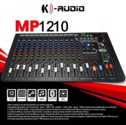 Mesa k áudio 12 canais