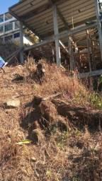 Título do anúncio: Vendo terreno com laje batida é mais 8 metros pra frente,  em ibicui Mangaratiba