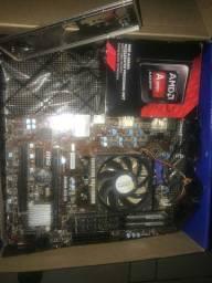 Kit AMD A6-7400K 8gb RAM