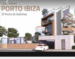 Título do anúncio: Flat Porto Ibiza
