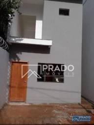 Sobrado à venda, 81 m² por R$ 190.000,00 - Residencial Orlando Morais - Goiânia/GO