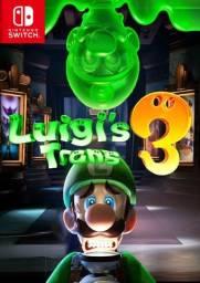 Luigi Mansion 3 - Nintendo Switch