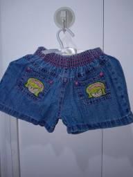 Shorts ou saias jeans