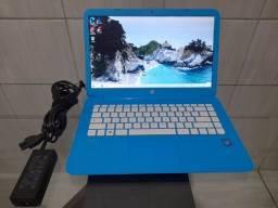 Notebook Hp Seminovo, 4gb Ram Ddr3, Intel Celeron, Revisado