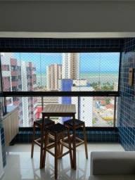 1929 - Apartamento - 02 Qts/01 Suíte - 56 m² - 01 Vaga - Piscina - Candeias