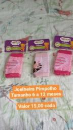 Título do anúncio: Joelheiras Pimpolho
