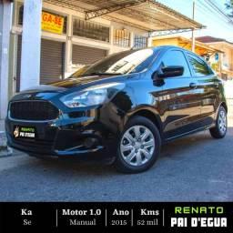Oferta - Ford Ka Se 1.0 - Renato Pai Degua