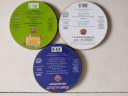 3 cd's importados música clássica Beethoven, Romeo 'n Juliet,Richard Wagner