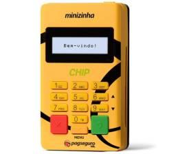 Maquina de Cartão com Chip
