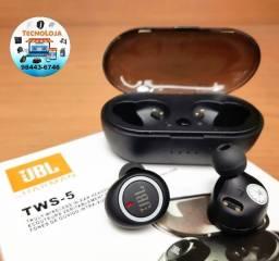 CHEGOU! Fone Bluetooth JBL TWS 5 Mais Vendido