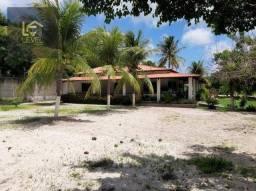 Chácara com 4 dormitórios à venda, 13800 m² por R$ 985.000,00 - Centro - Aquiraz/CE