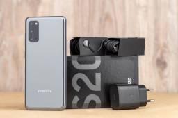 Samsung S20 Preto 8 gb e 128 gb