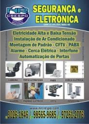 Título do anúncio: Autorização de portão CFTV interfone