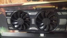 GTX 1070 com Defeito