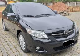 Toyota Corolla 2010 SEG - IPVA 2021 Pago