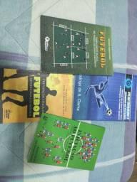 Livros Futebol