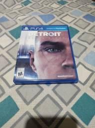 Jogo para PS4 Mídia Física Detroit Become Human