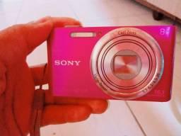 Câmera Sony 16.1 mega pixels