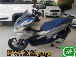 Honda pcx sport 150 2021 disponível,ipva 2021 pago