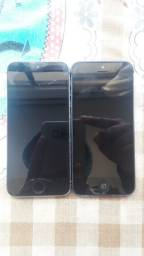 2 Iphone 5s para peças