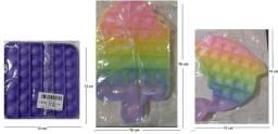 Título do anúncio: Brinquedo sensorial Pop It Fidget para Alívio do Estresse