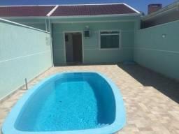 Vendo casa nova com piscina guaratuba