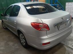 Peugeot 207 Sedan Passion XR Prata 2013