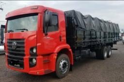 Caminhão Vw 24-280 (2013) Na Carroceira